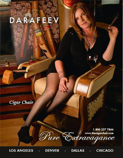 Darafeev Cigar Chair