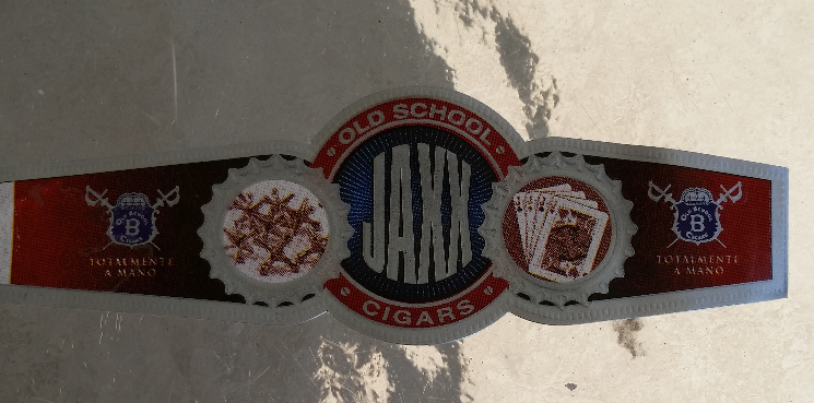 Old School Cigars JAXX